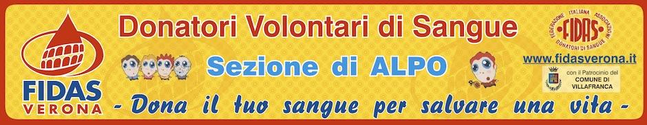 Fidas Verona Sezione di Alpo Logo