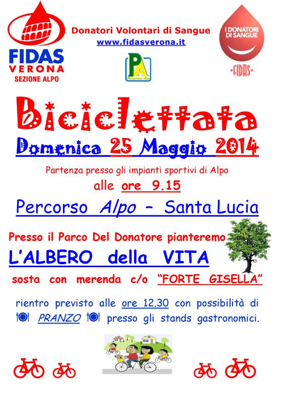 Biciclettata-2014